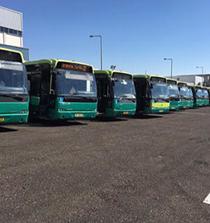 Trgovačka stranica Eurobus Sales