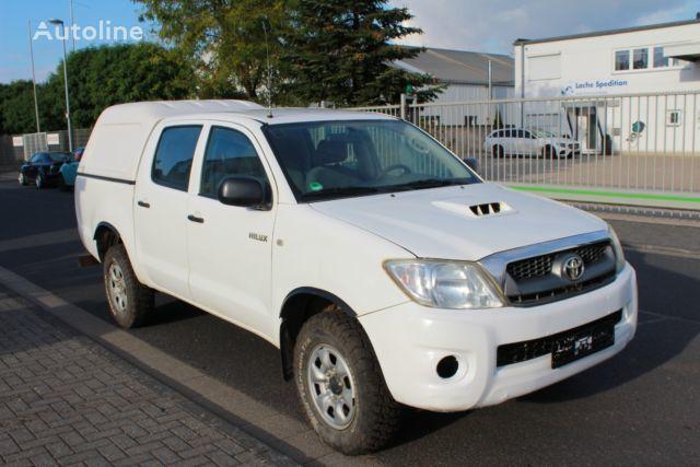 TOYOTA HiLux Double Cab MwSt VAT AC Klima Hardtop pick-up