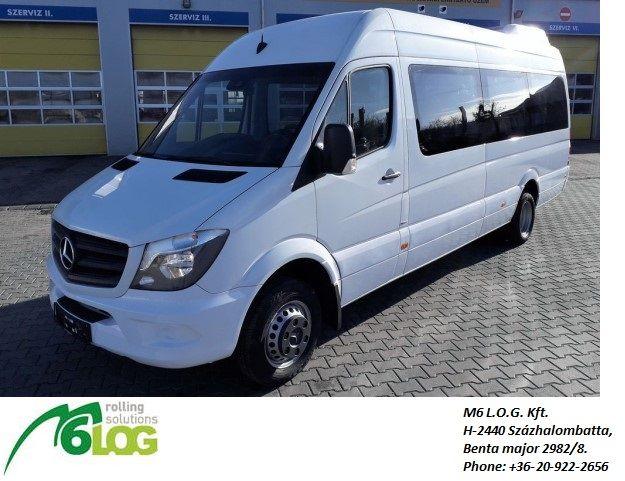novi MERCEDES-BENZ Sprinter 519 CDI  !!NEW TOURIST BUS!! putnički minibus