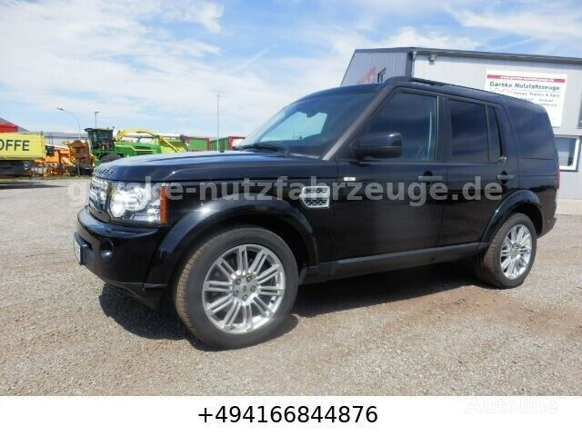 LAND ROVER Discovery 4  3.0 SDV6 HSE terenac