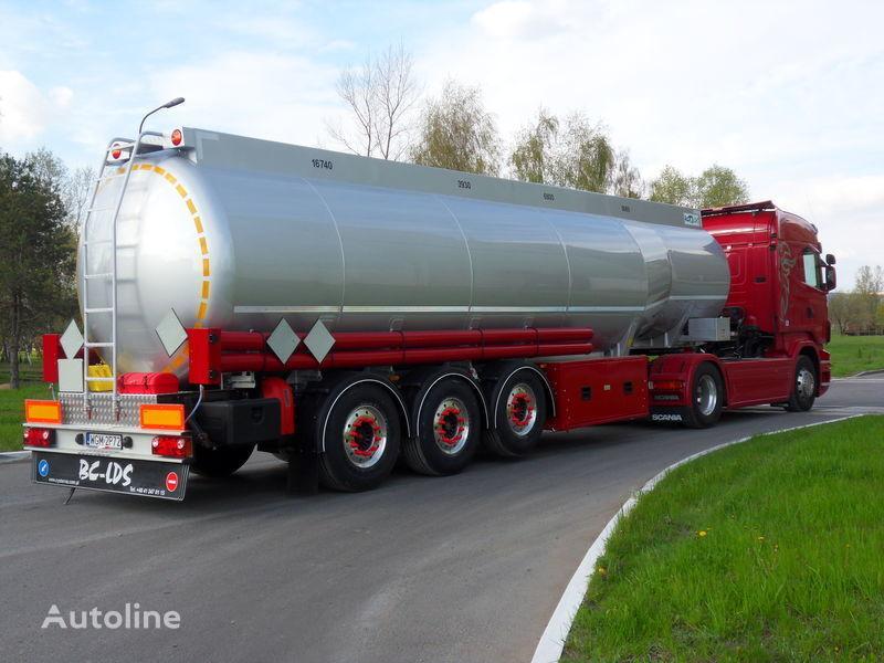 BC LDS NCP-37 cisterna za gorivo