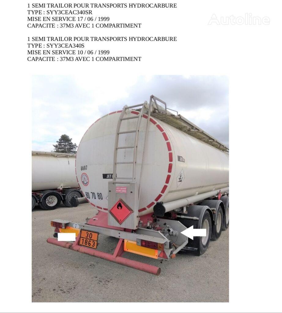 TRAILOR cisterna za gorivo