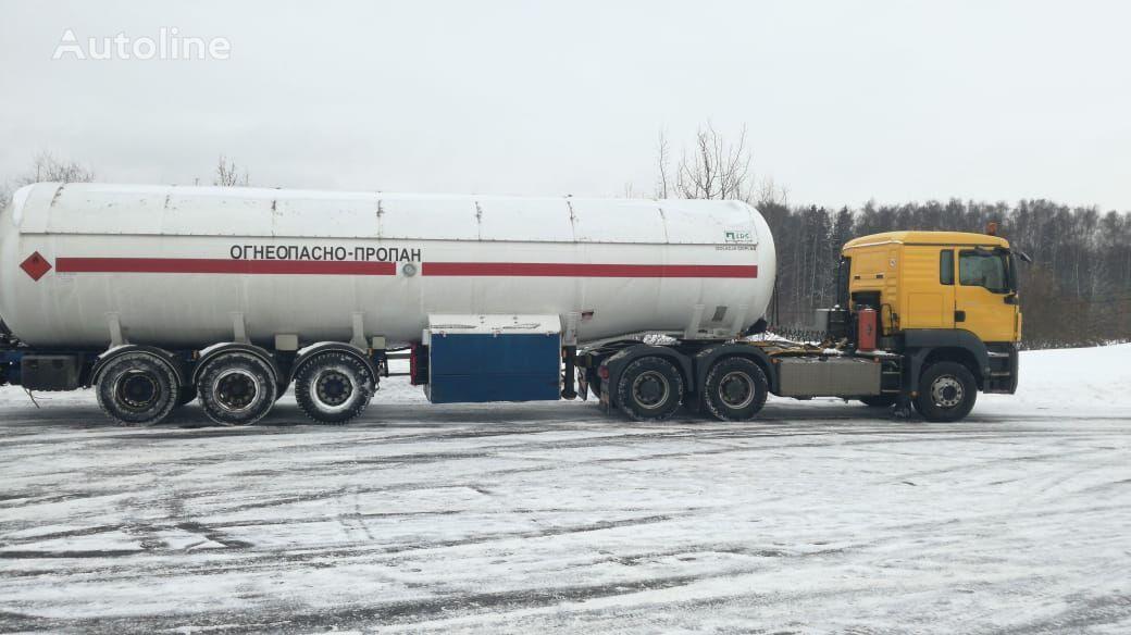BC LDS N1 NG-48 cisterna za plin