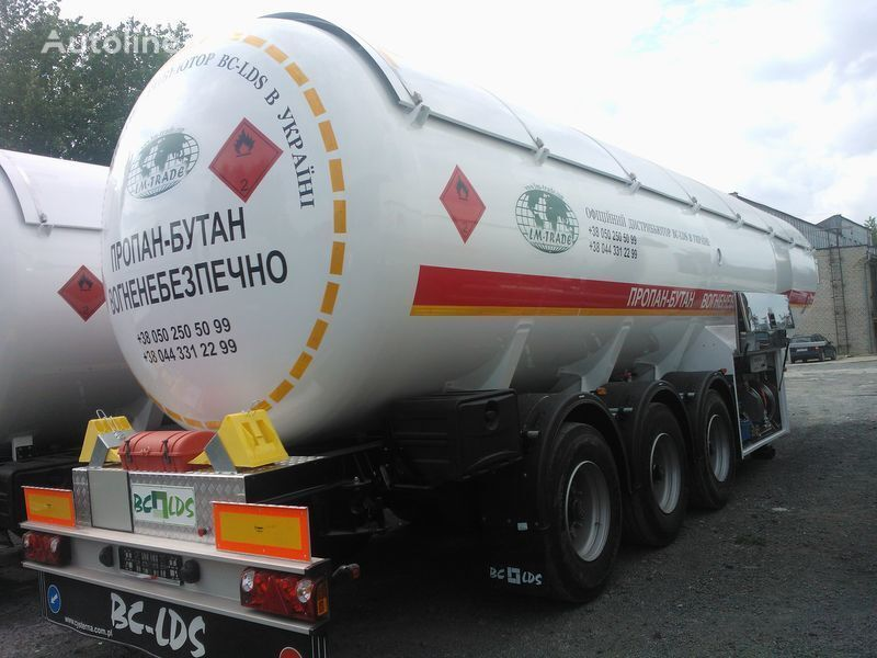 LDS NCG-46 cisterna za plin