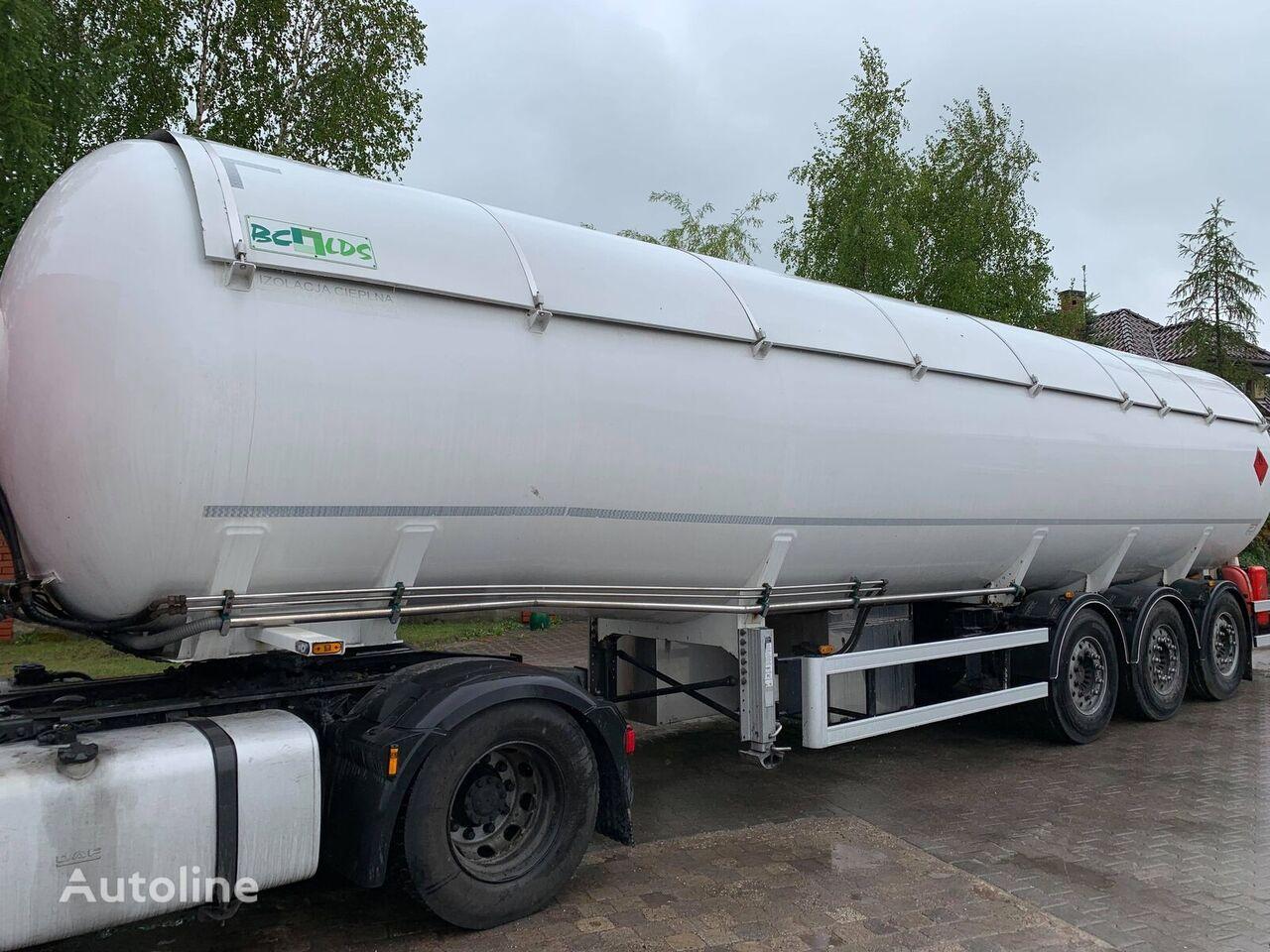 LDS NCG-48 cisterna za plin
