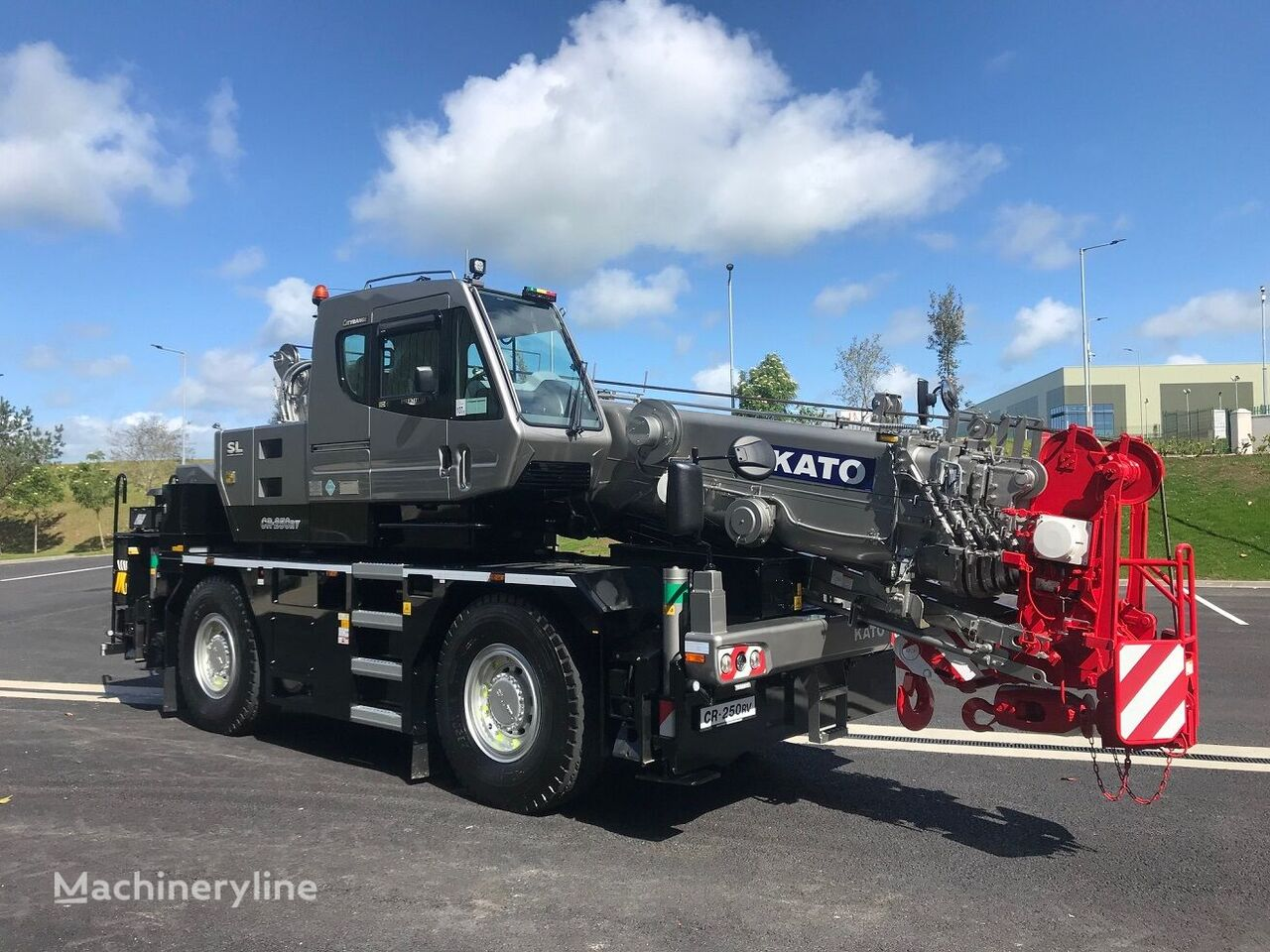 nova KATO NEW CR-250Rv - 25 Ton City Crane autodizalica
