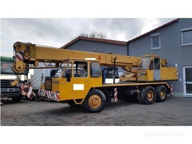 LIEBHERR LT1025-25t-Allrad 33 m 2x Seilwinde Kranwagen autodizalica
