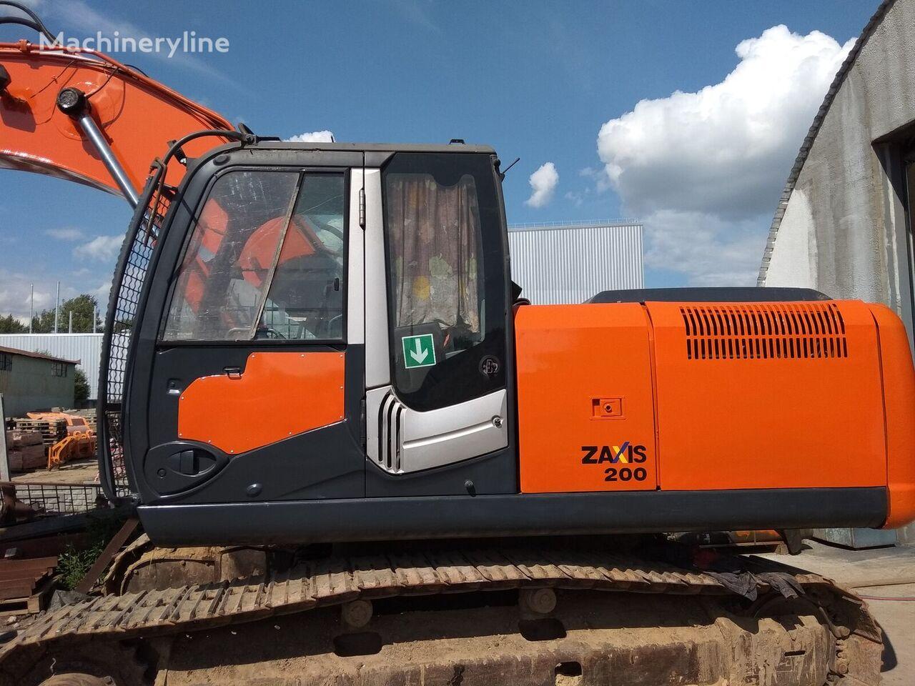 HITACHI ZX200-3 bager gusjeničar