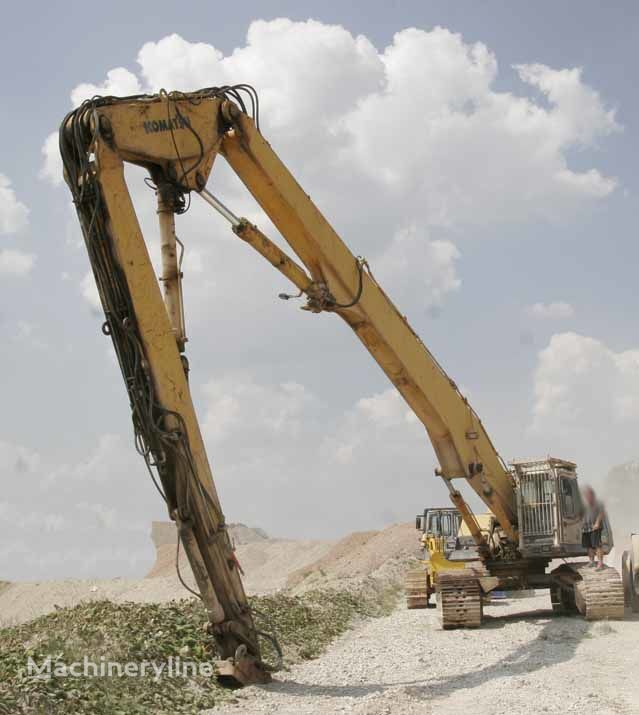 KOMATSU PC400LC – Longfront  Abbruchbagger / Demolition excavator bager za rušenje