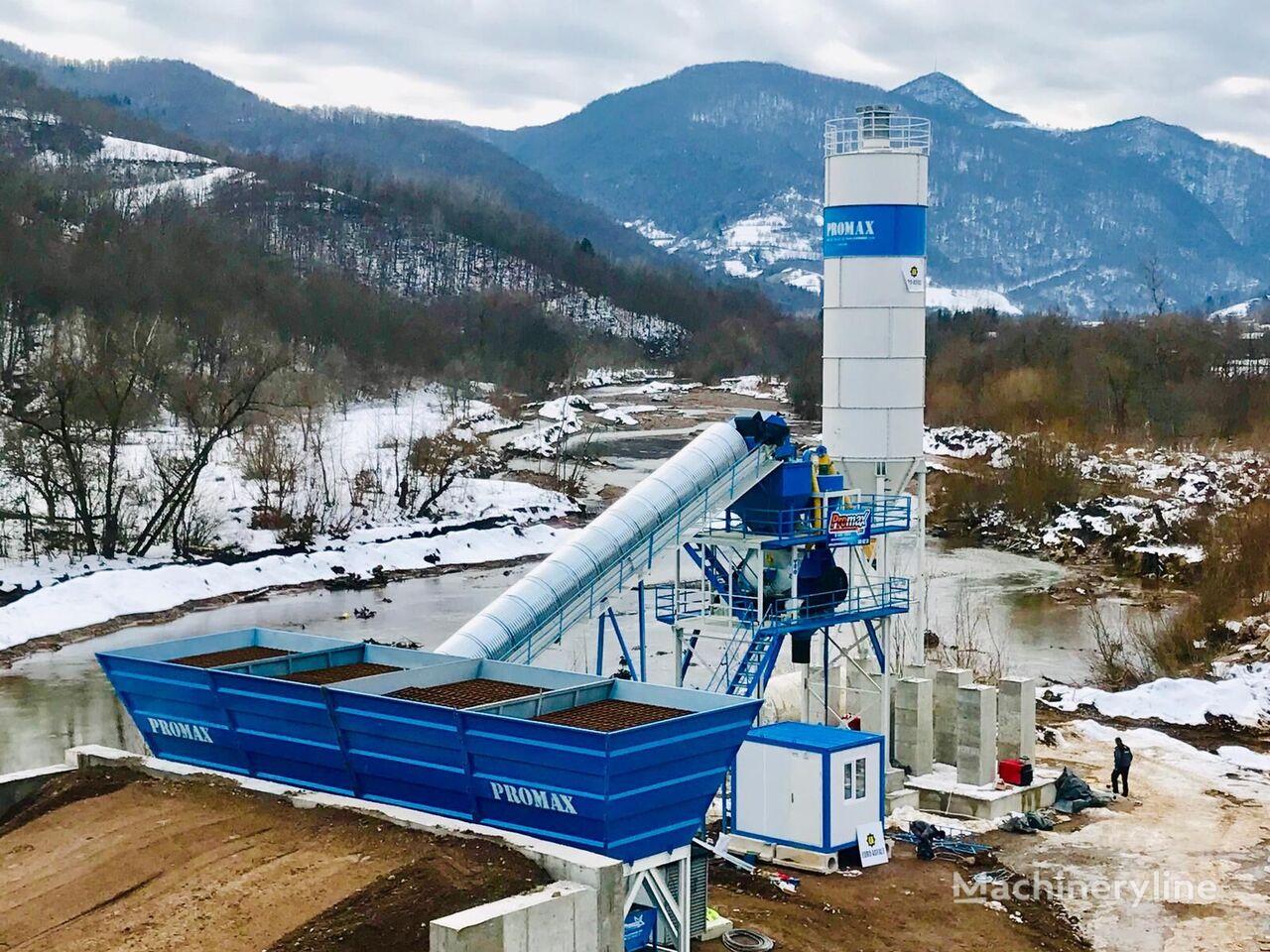 nova PROMAX STATIONARY Concrete Batching Plant PROMAX S100 TWN (100m³/h) betonara