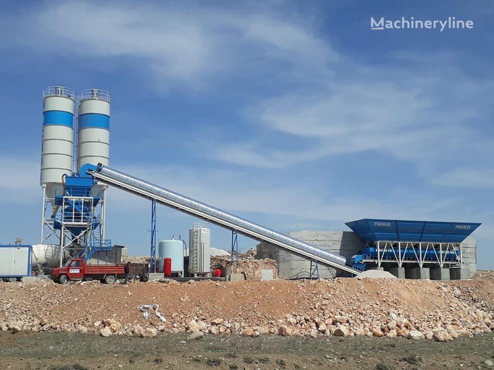 nova PROMAX STATIONARY Concrete Batching Plant PROMAX S100 TWN(100m³/h) betonara