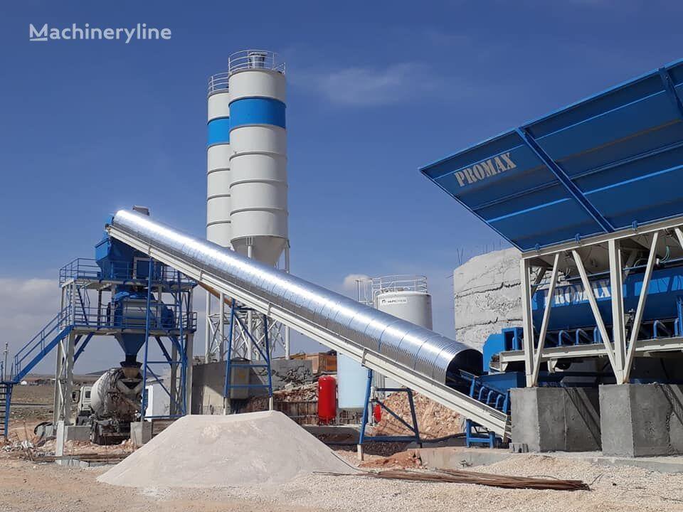 nova PROMAX STATIONARY Concrete Batching Plant S100 TWN(100m³/h) betonara