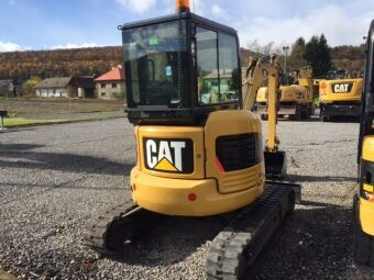 CATERPILLAR 303.5D CR mini bager