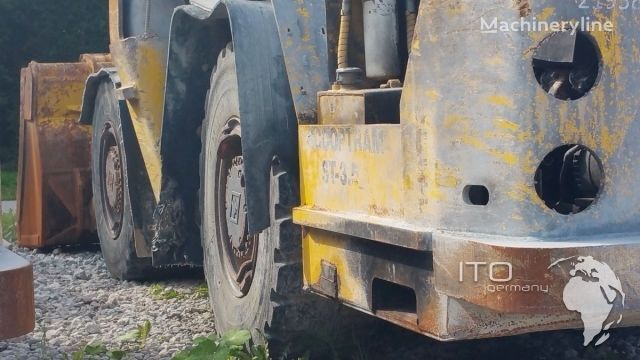 Atlas Copco ST3.5 Tunnellader podzemni rudarski utovarivač