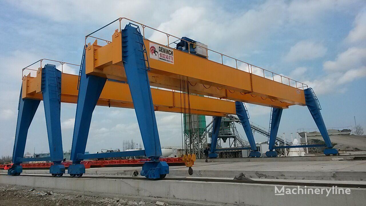 nova DEWINCH Gantry Crane, Overhead Crane Manufacturer, Double Beam Cranes portalna dizalica