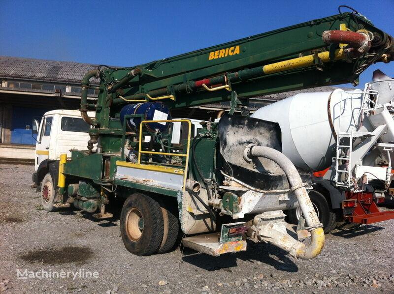 FAP 1620 BD PUMPA ZA BETON pumpa za beton