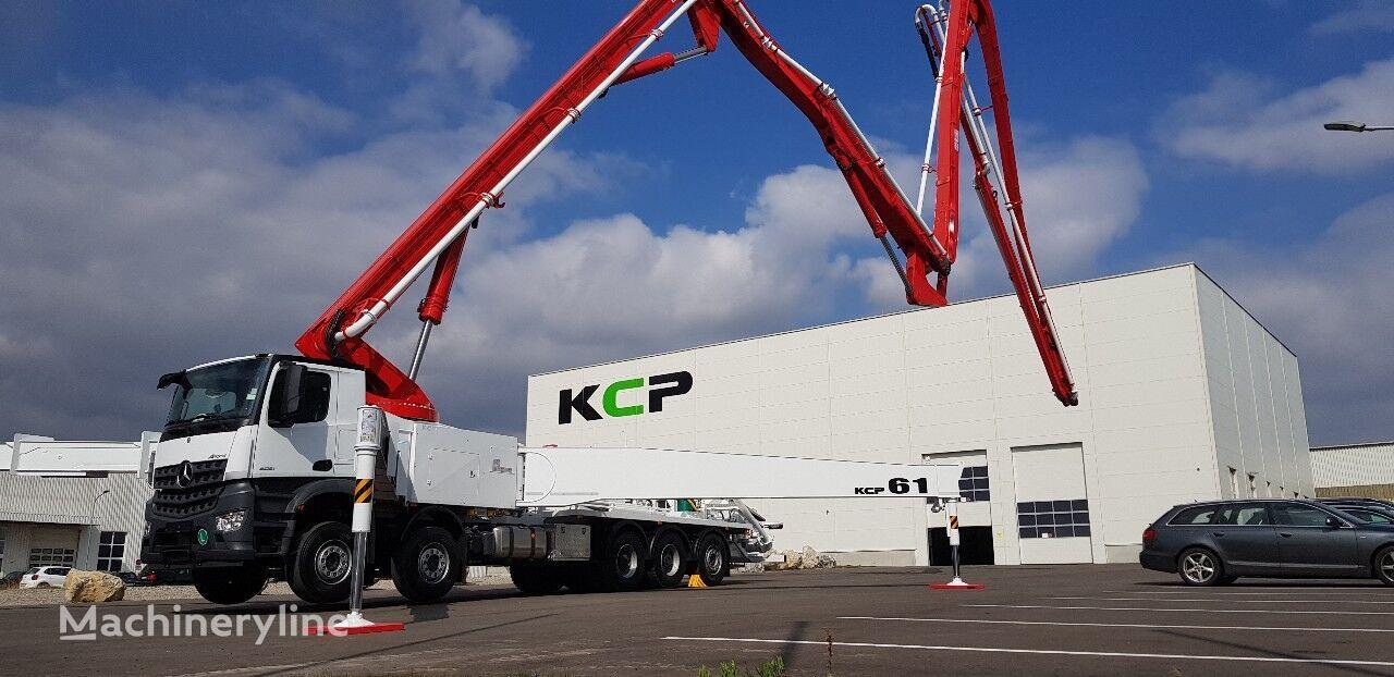 nova KCP 61ZX6170 pumpa za beton