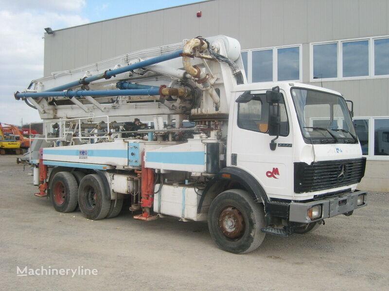 MERCEDES-BENZ 2422 pumpa za beton
