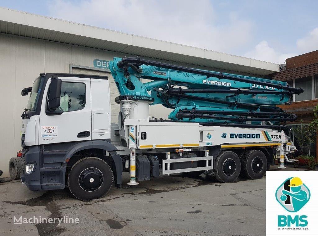 nova MERCEDES-BENZ 3342 P pumpa za beton