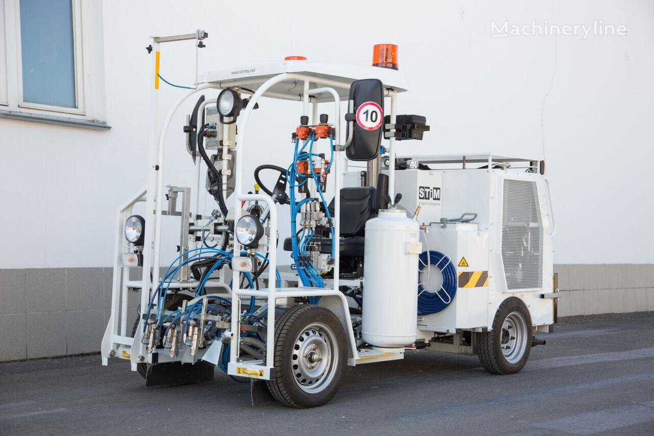 STiM Kontur 300 stroj za označavanje cesta