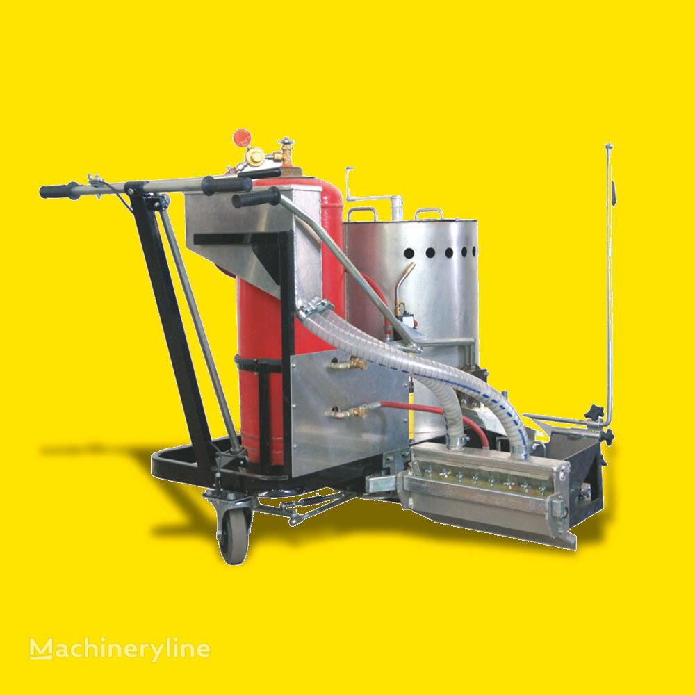STiM Shmelek TP stroj za označavanje cesta