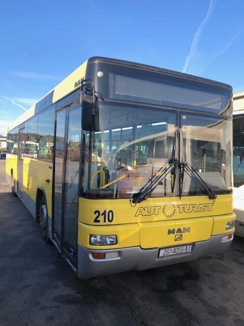 MAN SL 223 gradski autobus