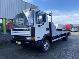 DAF 45.150 Manual pump, full steel, NL truck autotransporter