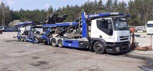 IVECO autotransporter + prikolica autotransportera