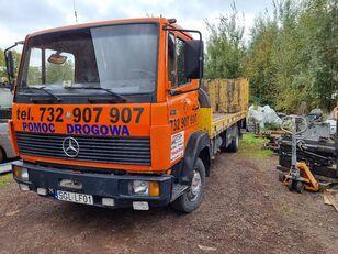 MERCEDES-BENZ LK 814 autotransporter