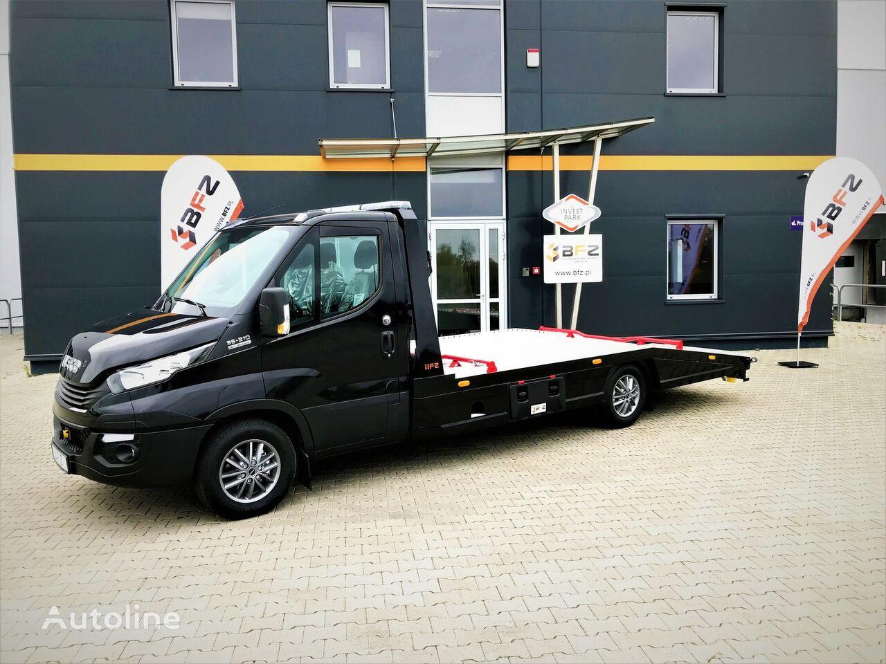 novi IVECO Daily 35S180P  BFZ PLATEAU® LUFTFEDERUNG  autotransporter