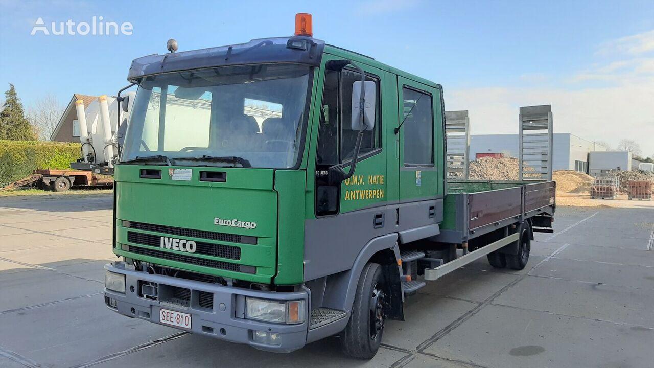 IVECO ML 100E18 Machinery Transport autotransporter