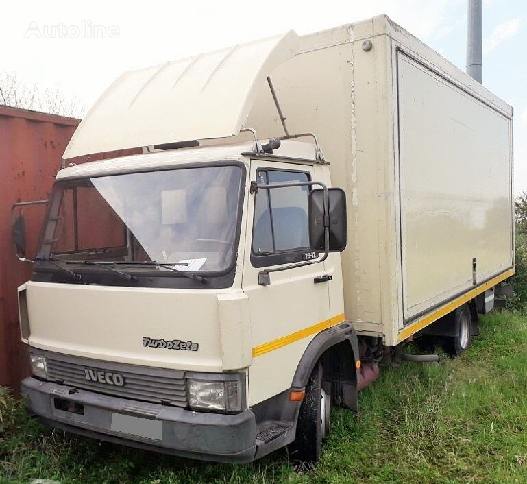 IVECO 79-12 TURBO ZETA izotermni kamion