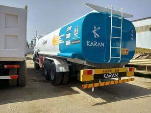 HOWO On Sale!!! 6x4 Aluminium Compartments Fuel Tank Truck kamion cisterna za gorivo