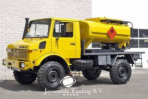 MERCEDES-BENZ UNIMOG 1300 kamion cisterna za gorivo