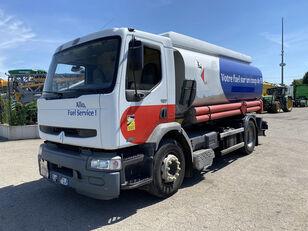 RENAULT Premium 270 kamion cisterna za gorivo nakon udesa
