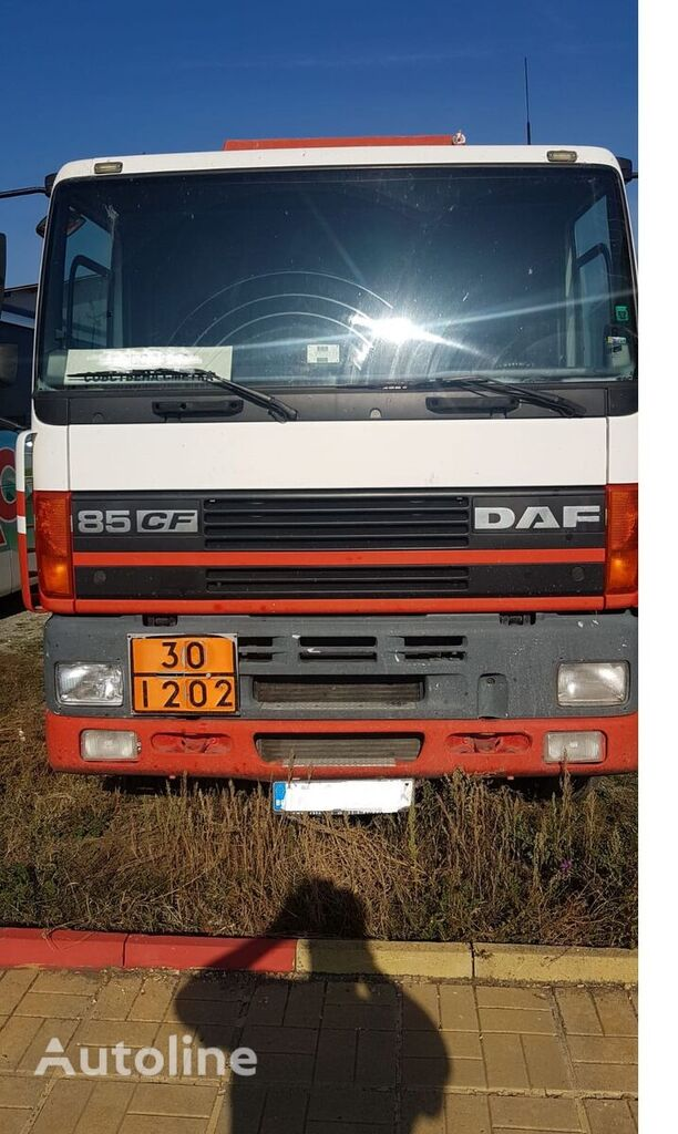 DAF CF 85 kamion cisterna za gorivo