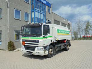 DAF CF75.310 ROHR 13.500L 2 Kammern Heizöl Diesel kamion cisterna za gorivo