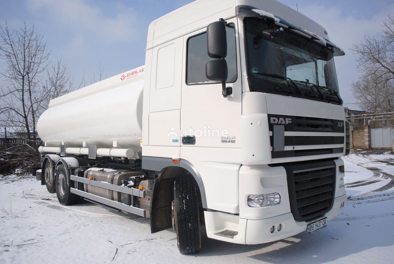nova DAF Everlast ATZ kamion cisterna za gorivo
