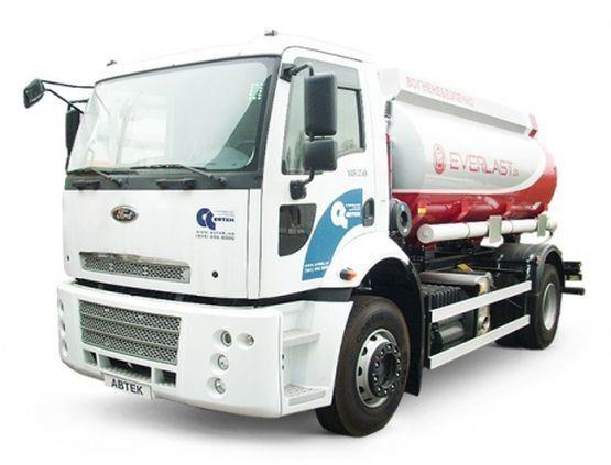 nova FORD Trucks 1833 DC kamion cisterna za gorivo