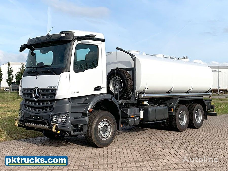 nova MERCEDES-BENZ Arocs 3336-K AT 6X4 Water Tank - NEW kamion cisterna za gorivo