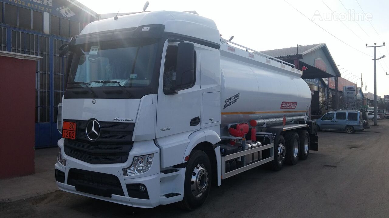 nova MERCEDES-BENZ Fuel Tank kamion cisterna za gorivo