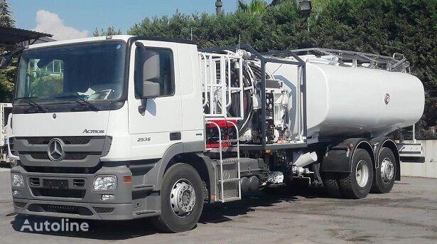 nova MERCEDES-BENZ NEW REFUELLER TANKER Actros 3 2536 L kamion cisterna za gorivo