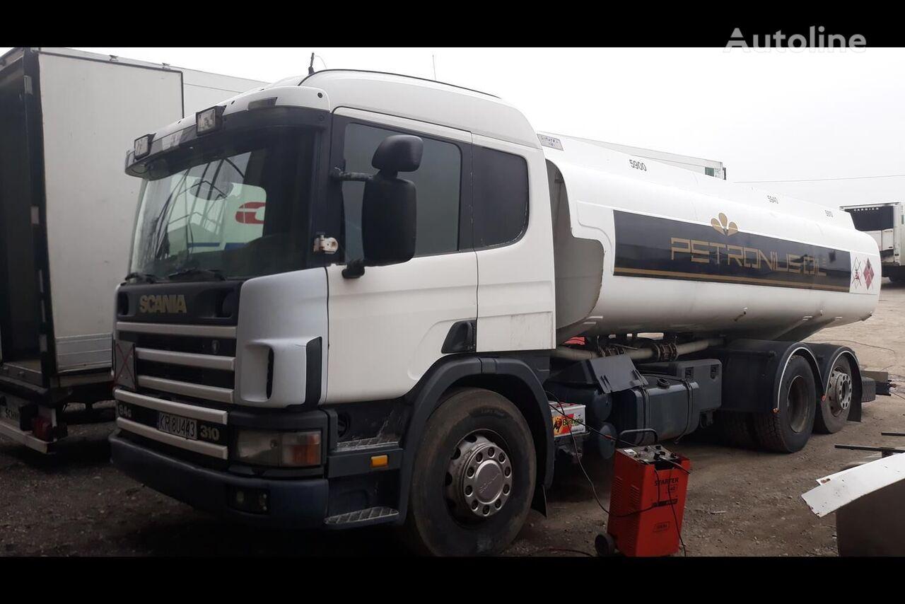 SCANIA P94 kamion cisterna za gorivo