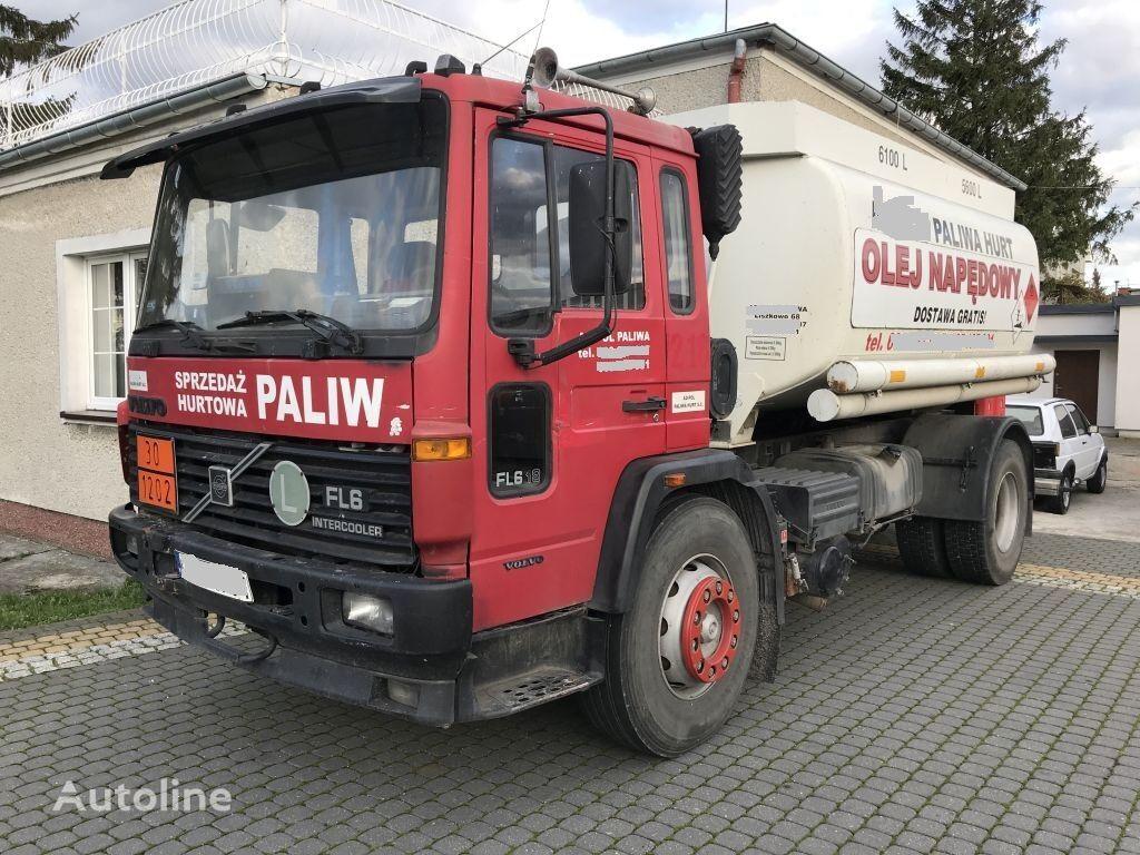 VOLVO FL618 TANKWAGEN kamion cisterna za gorivo