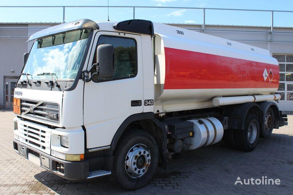 VOLVO FM12 340  kamion cisterna za gorivo