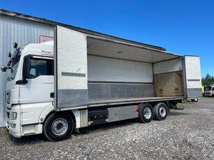 MAN TGX 26.440, 6x2 kamion furgon
