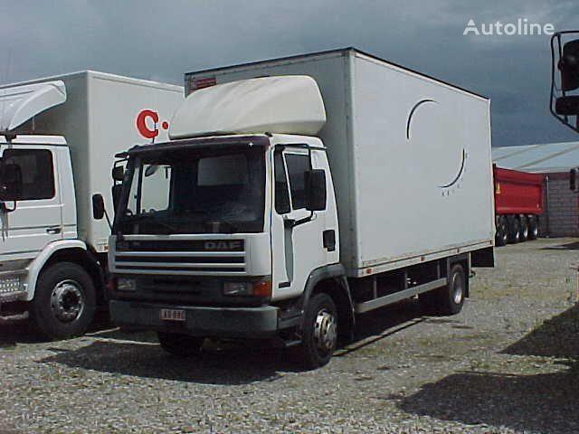 DAF AE45 + Laadklep / Tail lift kamion furgon