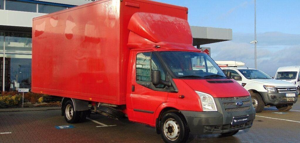 FORD Transit 350 kamion furgon