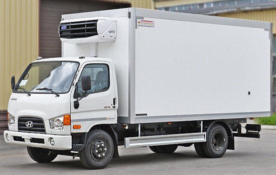 novi HYUNDAI HD78 kamion furgon