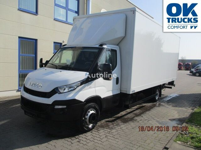 IVECO 70C17A8/P kamion furgon